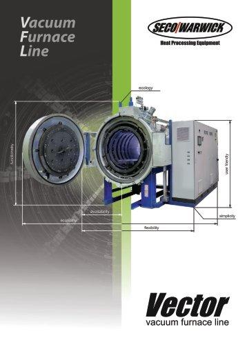 VAC   VECTOR vacuum furnace line - Seco-Warwick