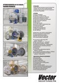 VAC   VECTOR vacuum furnace line - Seco-Warwick - Page 3