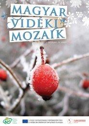 I. évfolyam, 6. szám - Magyar Nemzeti Vidéki Hálózat