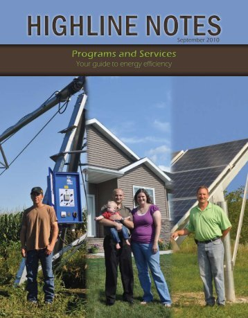 September - Cass County Electric Cooperative