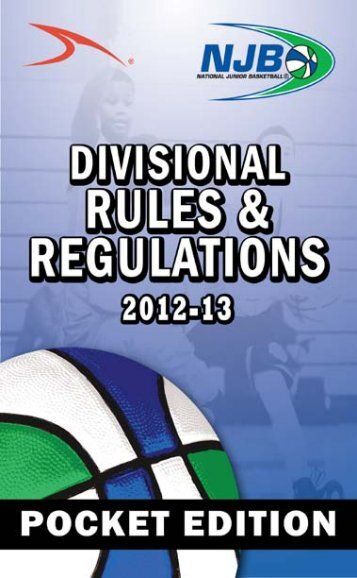rules and regulations - Silicon Valley Section