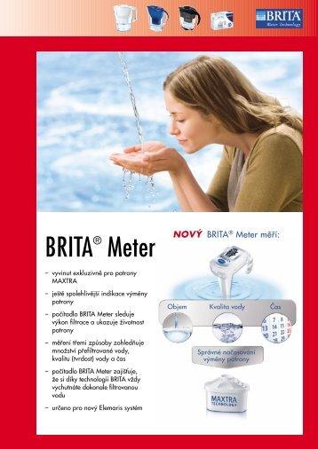 Konvice Elemaris BRITA® Meter - Kuli