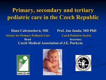 Primary secondary tieritary care