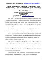 Lectio Divina - Summary.pdf
