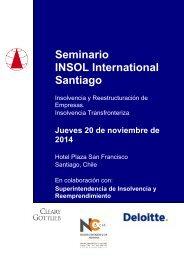 Registration Brochure (Spanish) 6 August 2014
