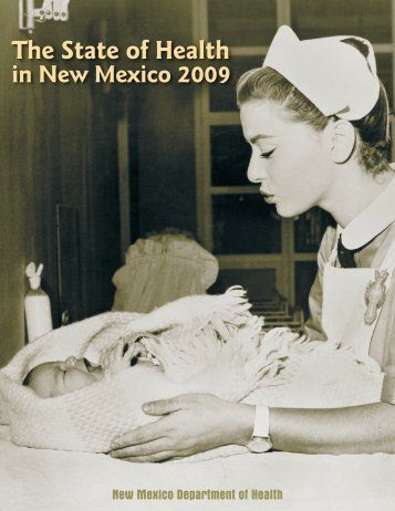 The State of Health in New Mexico 2009 - New Mexico Department ...