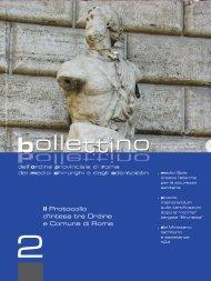 Visualizza... - Ordine Provinciale di Roma dei Medici-chirurghi e ...