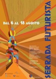 Settimana Futurista pdf - Trentino Sviluppo