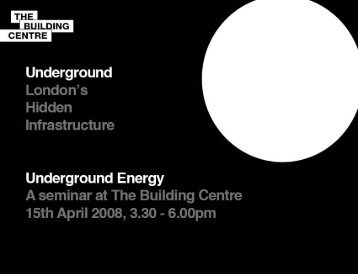 Download Presentation - The Building Centre