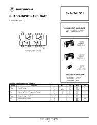 74HC132 Quad 2âˆ'Input NAND Gate with Schmittâˆ'Trigger Inputs