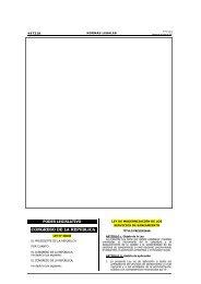 Ley N° 30045 - Ministerio de Vivienda, Construcción y Saneamiento