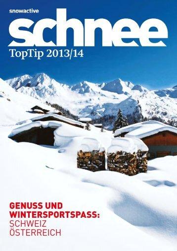 Ausgabe Schnee 2013 > Download - Snow Active