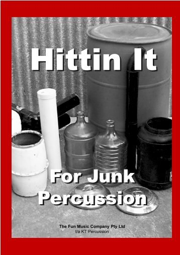 Hittin' It Music Sheet - Center Grove Community School Corporation