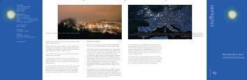 Nachterlebnis statt Lichtverschmutzung