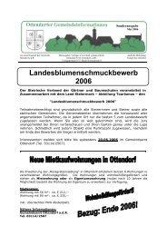 Sonderausgaben Mai 2006 - Ottendorf an der Rittschein