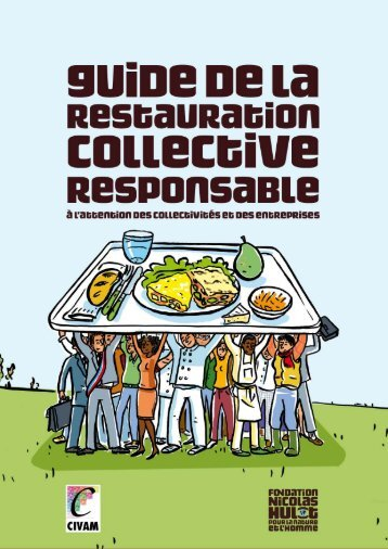 GUIDE REstauration collective responsable - Réseau Rural Français