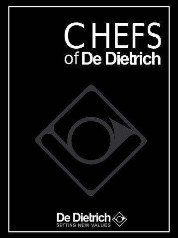 CHEFS of De Dietrich