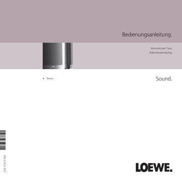 Anschließen - Loewe