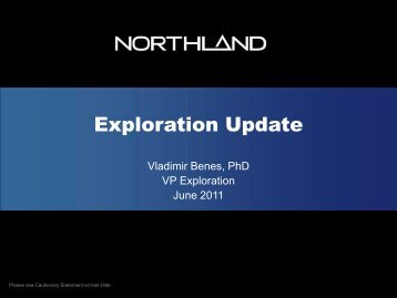 Download - Northland Resources