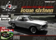 Urban RacR Issue 16