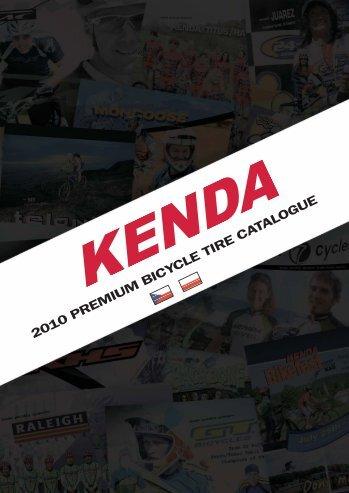 Katalog Kenda Premium 2010 - CykloÅvec