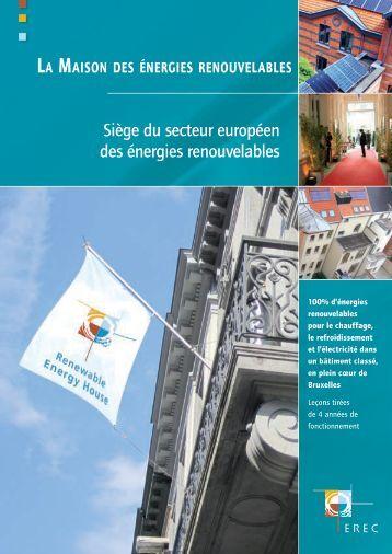(phase 1) - KCONSULT & FALCO architects - European Renewable ...
