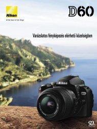 Varázslatos fényképezés elérhető közelségben - Nikon