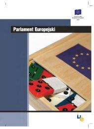 Parlament Europejski - Centrum Informacji Europejskiej