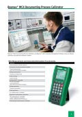 Features of the MC4 Calibrator - INCAL Instrumentos - Page 3