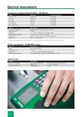 Features of the MC4 Calibrator - INCAL Instrumentos - Page 6