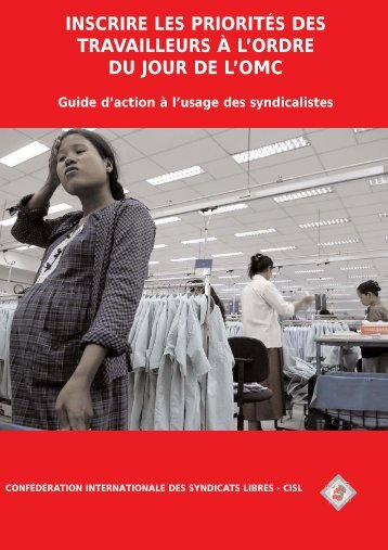 WTO Guide FR - Communauté genevoise d'action syndicale