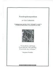 Geir Lahnstein - Helse Nord