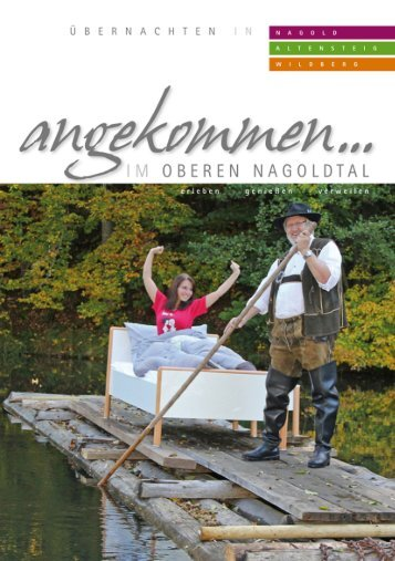 Nagold und Wildberg - Landesgartenschau Nagold