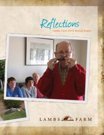 Lambs Farm 2010 Annual Report