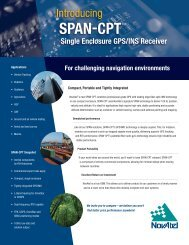 SPAN-CPT™ - Canal Geomatics