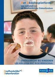 Het obesitasplatform. Overgewicht bij kinderen. - Goed voor jou