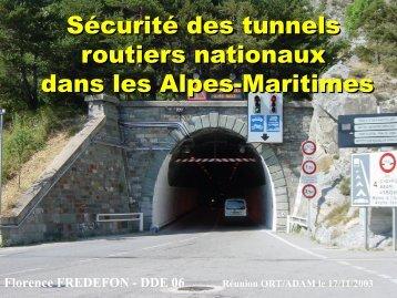 Sécurité du transport de marchandises sous les ... - ORT PACA