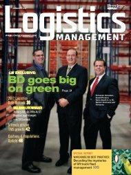 Logistics Management - January 2012