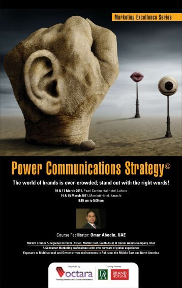 Power Communications Strategy© - Octara.com