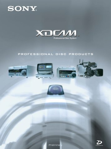PROFESSIONAL DISC PRODUCTS