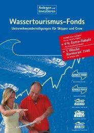 Wassertourismus-Fonds (4 Seiten) - Kuhnle-Tours