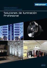 Soluciones de Iluminación Profesional - Life in Light