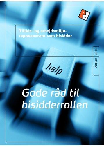 Læs pjecen - Dansk Socialrådgiverforening