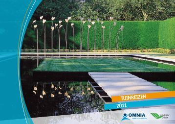 tuinreizen 2011 - Omnia