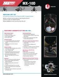 MX-10D - Wescam