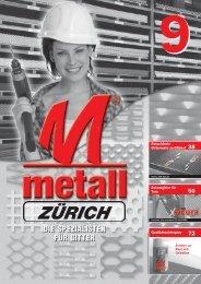 metall 9 - E. Pfister & Cie AG