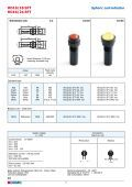 Led indicators catalogue - DOMO - Page 4