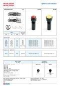 Led indicators catalogue - DOMO - Page 4