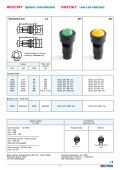 Led indicators catalogue - DOMO - Page 5