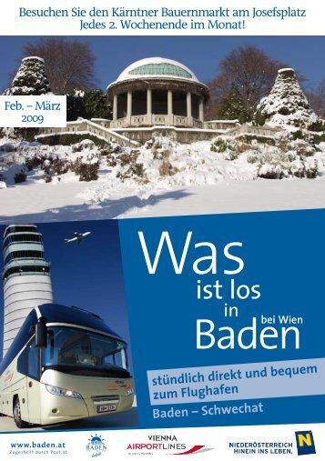 ist los - Baden